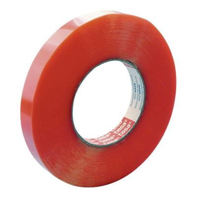 High-performance dubbelzijdige rode polyester (PET) tape