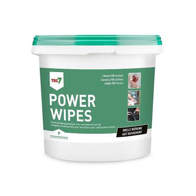 Powerwipes - emmer 150 st
