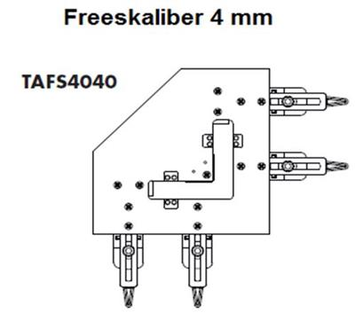 Freeskaliber 4 mm Titan AX
